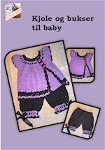 Lilla kjole og bukser 0-3mdr.