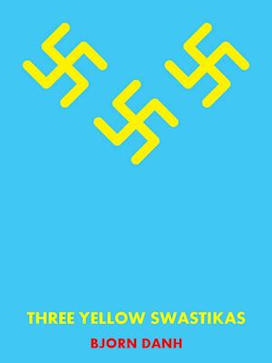 Three Yellow Swastikas