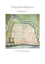 Tranquebar Registers - Version 2 af P. S. Ramanujam
