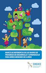 Marco de referencia de los mapas de progreso de desarrollo y aprendizaje para niños de 6 años af SINEACE Sistema Nacional de Evaluación, acreditación y cer