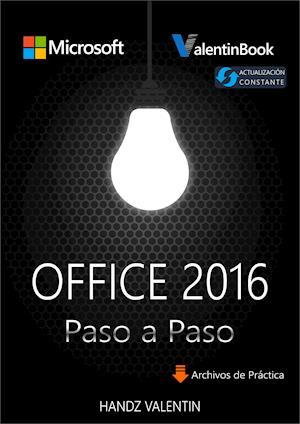 Office 2016 Paso a Paso (PDF + EPUB + MOBI)