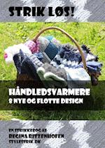 Strik Løs! Håndledsvarmere – 8 nye og flotte design