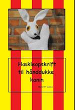 Hækleopskrift hånddukke kanin