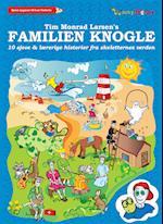 Familien Knogle, 10 sjove & lærerige fortællinger fra skeletternes verden