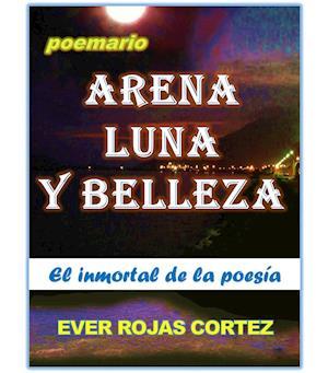 poemario. ARENA LUNA Y BELLEZA