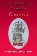Los Libros de Corindón: Carmesí