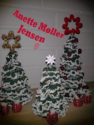 juletræer af Anette Møller Jensen