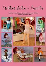 Strikket dukke - Pernille