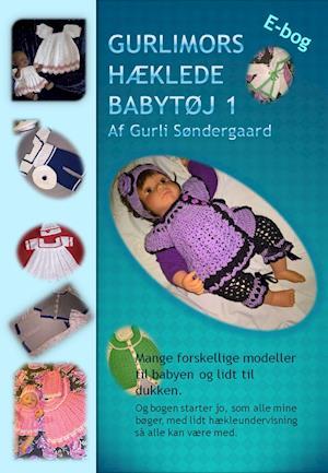 Gurlimors hæklede babytøj 1