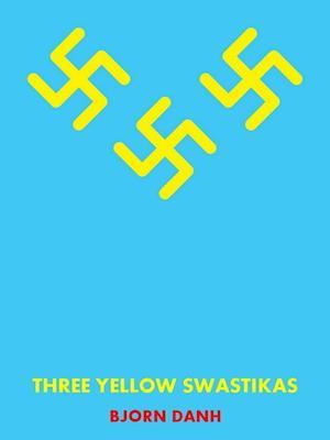 Three Yellow Swastikas