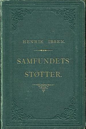 Samfundets støtter af Henrik Ibsen