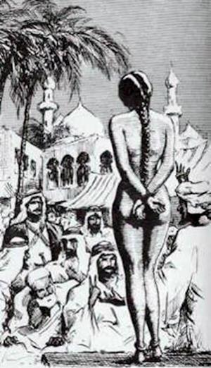 Slavepigen af Jørgen Svendsen