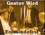 En mindefest af Gustav Wied