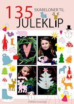 135 skabeloner til juleklip af Melike Kamille Fürstenberg