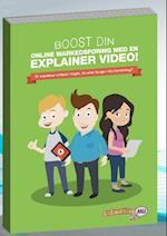 Boost din online markedsføring med en animationsvideo