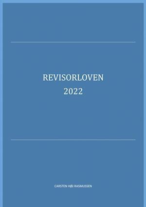 Revisorloven med lovforarbejder 2019