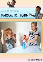 Sjove og farverige forsøg for børn