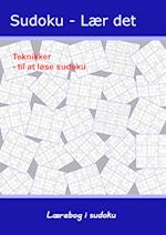 Sudoku - Lær det
