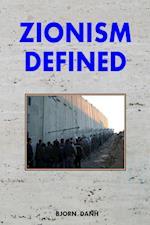 Zionism Defined