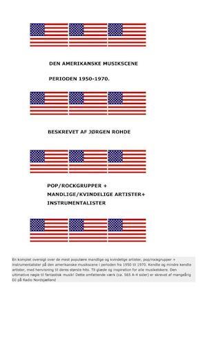 Amerikansk musikscene 1950-1970 af Jørgen Rohde
