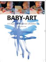 BABY-ART 0-3 åriges billedskabende udfoldelser