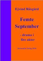 Femte september - drama