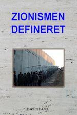 Zionismen defineret.