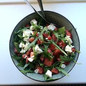 Forårsfriske salater