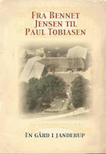 Fra Bennet Jensen til Paul Tobiasen
