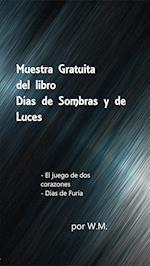 Muestra Gratuita del Libro Días de Sombras y de Luces Tomo I af Christian Carpio