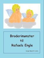 Rafaels engel broderimønster
