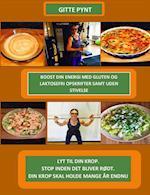 Boost din energi med Gluten & Laktosefri samt Stivelsefri opskrifter