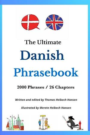 The Ultimate Danish Phrasebook - 2nd edition