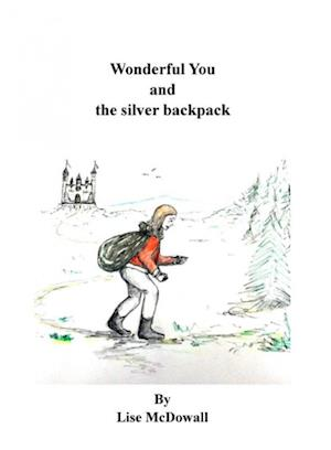 Wonderful You and the silver backpack