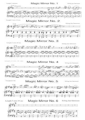 Magic Mirror af Erling Jan Sørensen