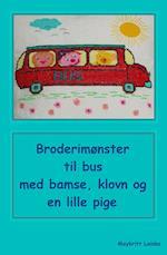 Broderimønster bilpude bus