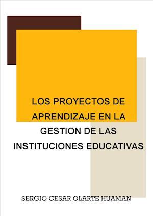 PROYECTOS DE APRENDIZAJE EN LA GESTION DE INSTITUCIONES EDUCATIVAS