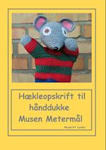 Hækleopskrift hånddukke mus