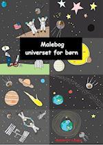 Malebog universet for børn