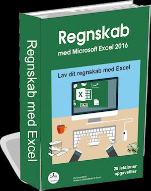 Regnskab med ms Excel af Tina Samuelsson