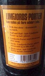 Smagen af øl - Limfjordsporteren fra Thisted Bryghus