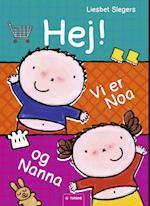 Hej! Vi er Noa og Nanna