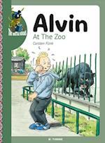 Alvin at the zoo (Alvin books Easy reading just for you The beetle books)