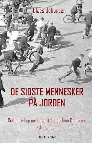 Bog, indbundet De sidste mennesker på jorden af Claes Johansen