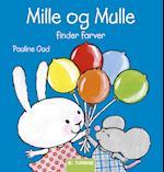 Mille og Mulle finder farver