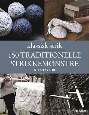 150 traditionelle strikkemønstre