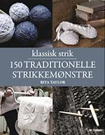 150 traditionelle strikkemønstre