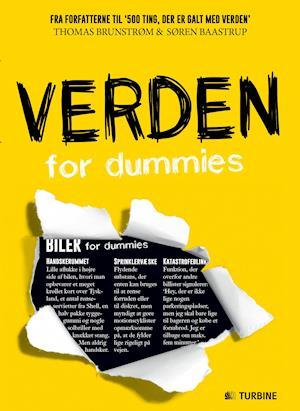 Bog, hæftet Verden for dummies af Thomas Brunstrøm, Søren Baastrup