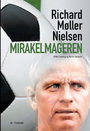 Mirakelmageren af Martin Davidsen Nils Finderup
