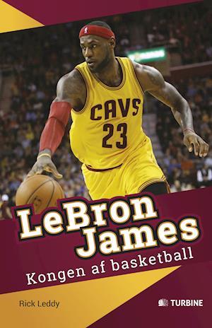 Bog indbundet LeBron James af Rick Leddy